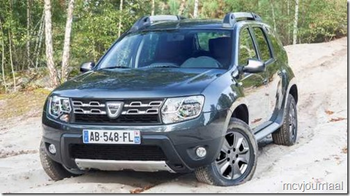 Facelift Dacia Duster 02