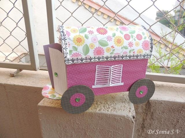 Paper Caravan 2