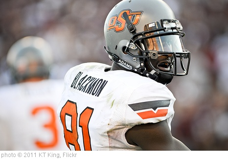 'Justin Blackmon' photo (c) 2011, KT King - license: http://creativecommons.org/licenses/by/2.0/