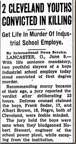 STEWART_Hobart_newspaper article_conviction of killers_page 20_9 Jun 1937_The Repository_Canton Ohio_cropped