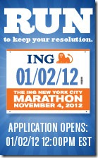 ING New York City 2012 Registration