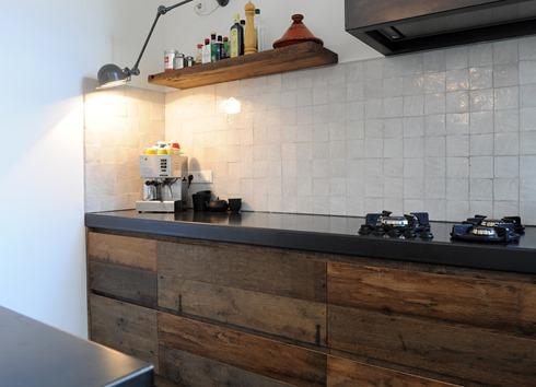 eikenhouten keuken1