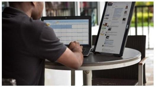 monitor com usb 3.0 AOC