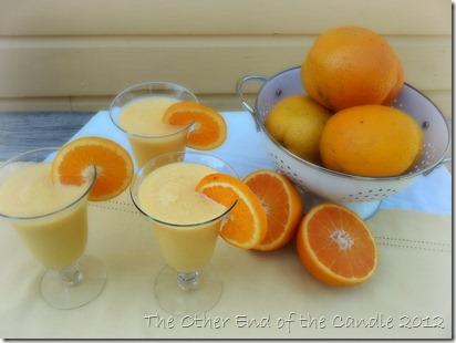 Orange Julius knock off