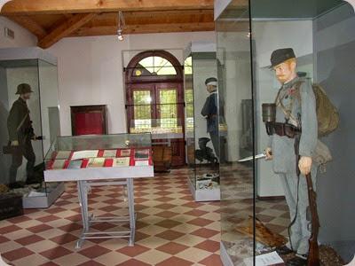 Museo_della_Grande_Guerra_1914-1918 mannichini