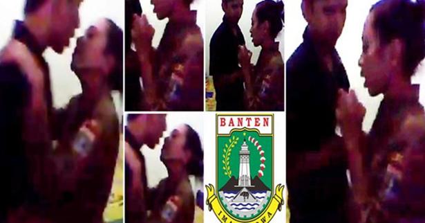 """""""Video Mesum PNS Banten"""" Yang Menghebohkan"""