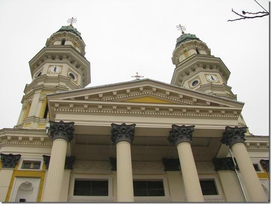 Собор в Ужгороді
