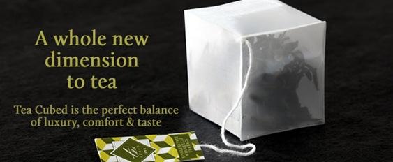 Lu Lin tea cubed