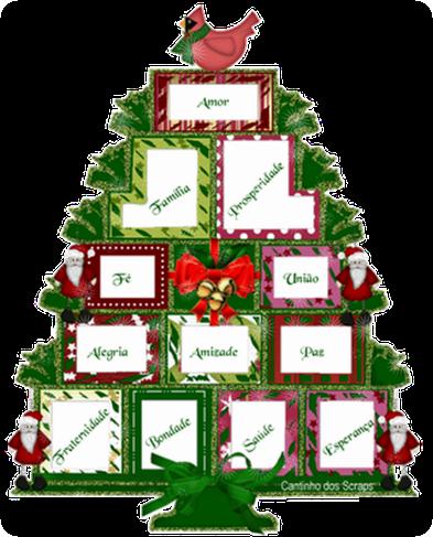 CAIC Árvore de Natal