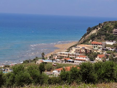 11. Plaja in Corfu.JPG