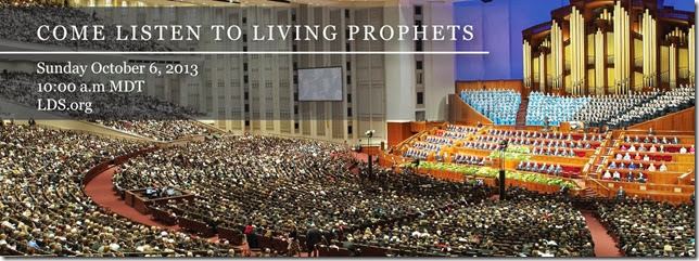 General Conference Cover Photo