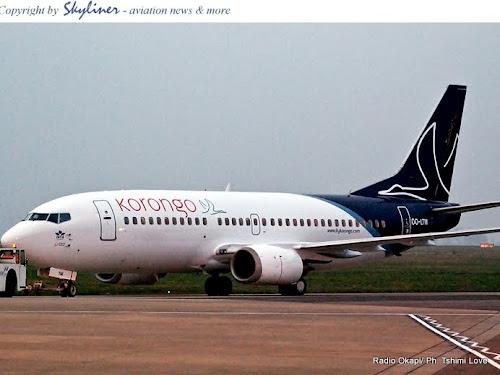 RDC: Korongo Airlines reprend ses vols domestiques
