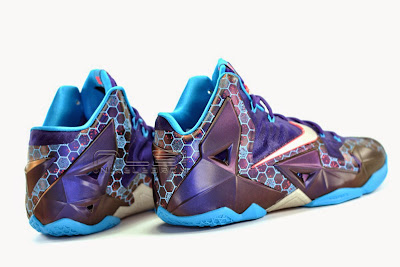lebron11 summit lake hornets 06 web white The Showcase: Nike LeBron XI Summit Lake Hornets