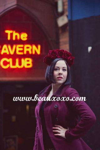 velvet-rose-oversized-headband