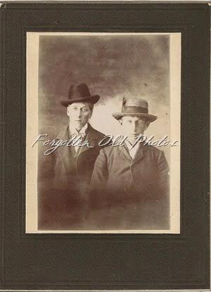 Handsome Hats DL Antiques