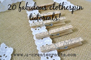 20 Clothespin Tutorials[6]