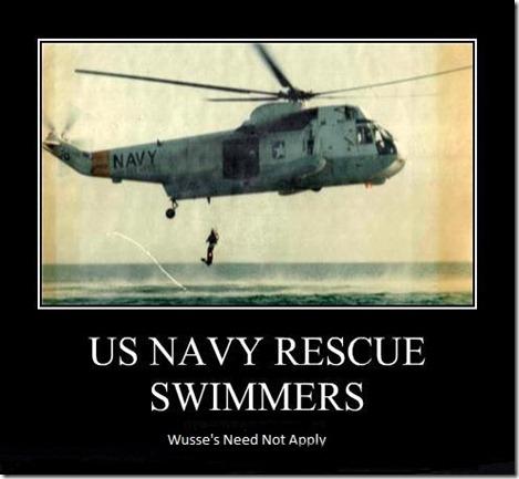 HC-2 Rescue Swimmer