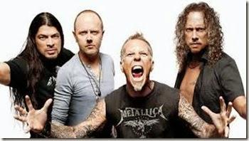 Metallica en Rio de Janeiro ingressos primeira linha