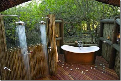 baños raros