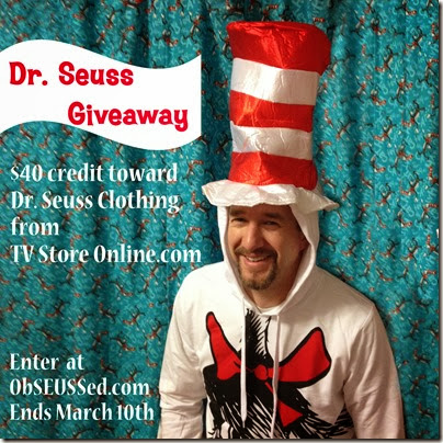 ObSEUSSed Hoodie Clothing Giveaway March10