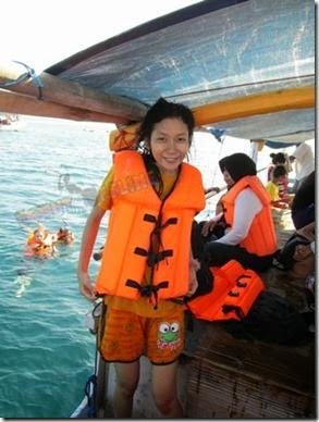 Persiapan Snorkeling karimunjawa