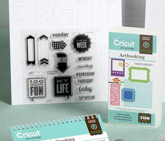 08 – Cricut Artbooking Bundle