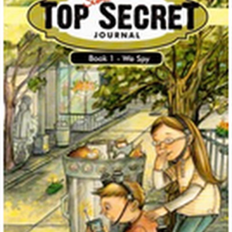 Orangeberry Blast Off – Sam's Top Secret Journal: We Spy (Book 1)
