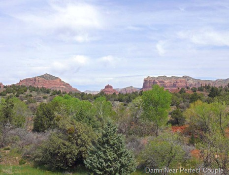 Sedona Area View