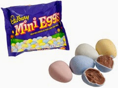 Cadbury Mini Candy Eggs