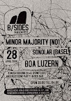 Flyer Minor Majority & Sonalar @ Boa, Luzern 28.04.2006