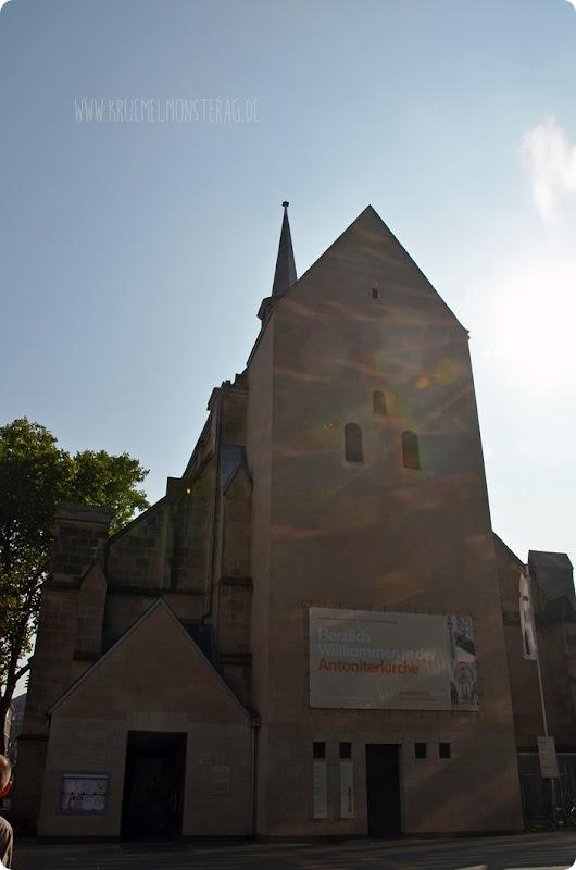 Köln2014 Antoniterkirche1