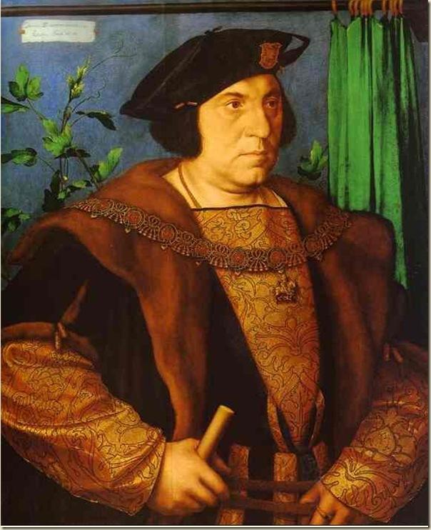 Holbein, Portrait de Sir Henry Guidford