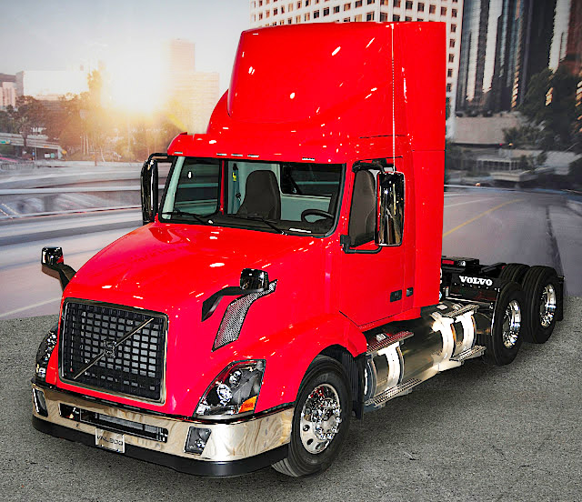2018 volvo day cab. plain 2018 the 119liter isx12 gpowered volvo vnl daycab offers customers 123 inches  bumper intended 2018 volvo day cab