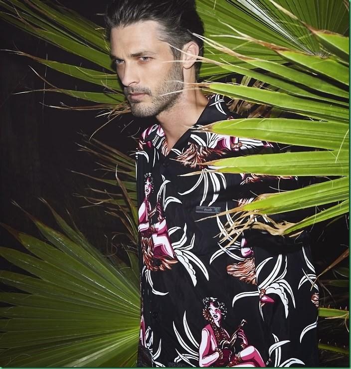 Ben Hill for Details Magazine February 2014
