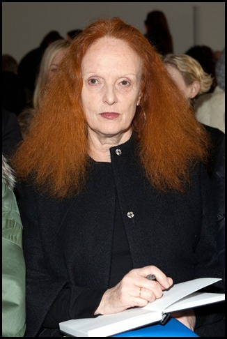 Grace Coddington Rodarte Front Row Fall 2011 c8F4kV6b7WDl