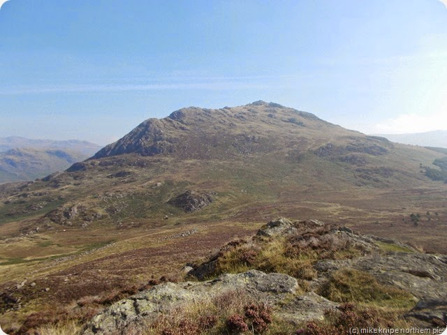 harter fell from dow crag