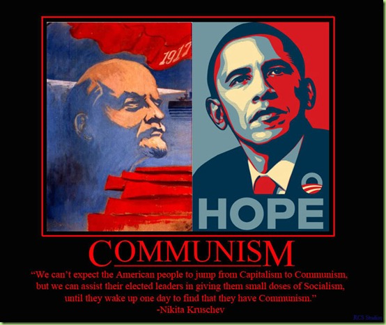 Obama-Communism