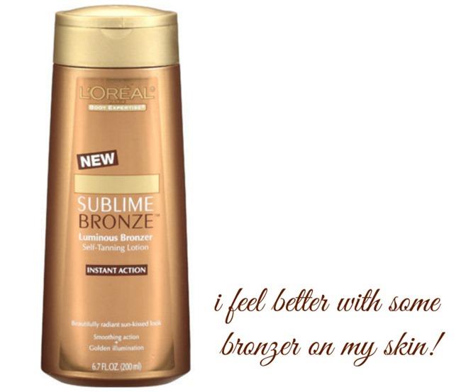 bronzersublime