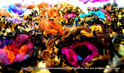Corsages autumn winter