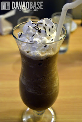 Mocha Frappe at Cafe Demitasse