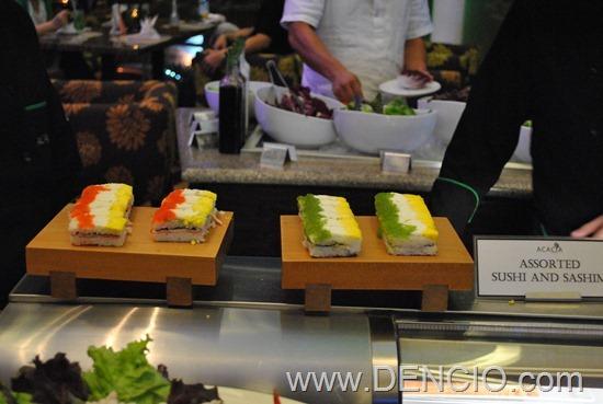 Acaci Cafe Buffet Acacia Hotel Manila 51
