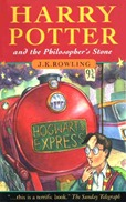Harry Potter and the philosophers stone paperback