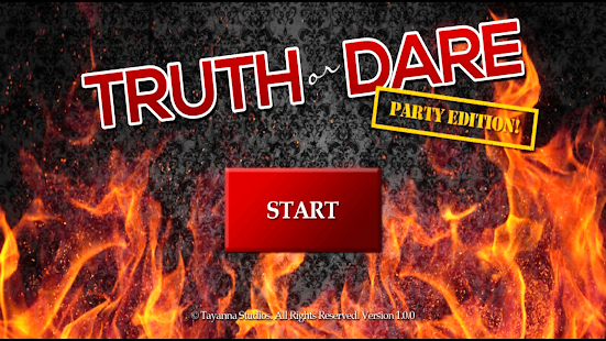 Truth or Dare Sexy Party Game - screenshot