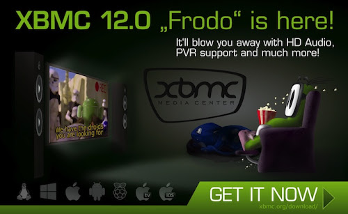XBMC 12.0 Frodo