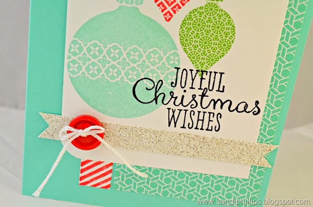 Joyful Christmas Close up