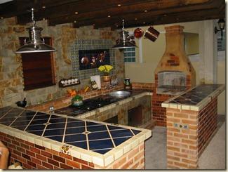 decoracion de cocinas rusticas5