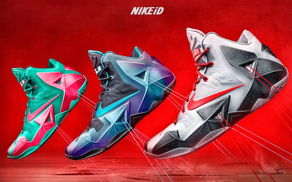 buy popular 2dc11 5224b NIKEiD LeBron XI Goes Live King James Shares a Message ...