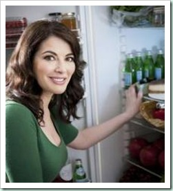 nigella fridge