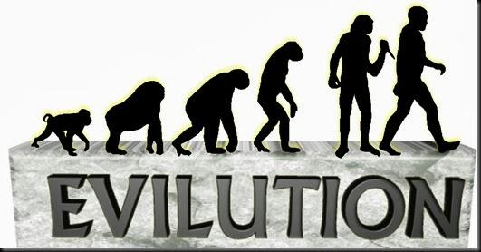EVILUTION logo