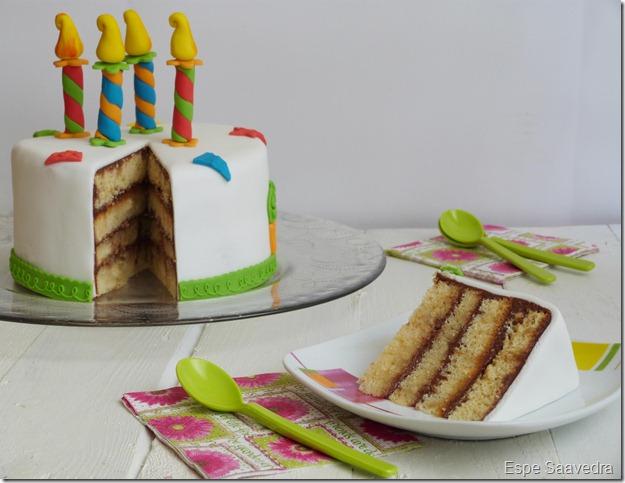 tarta fondant cumpleaños espe saavedra (1)